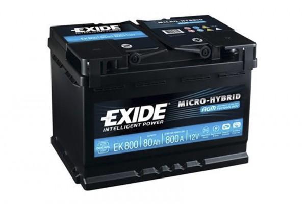 EXIDE-EK800