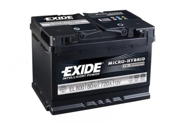 EXIDE-EL800